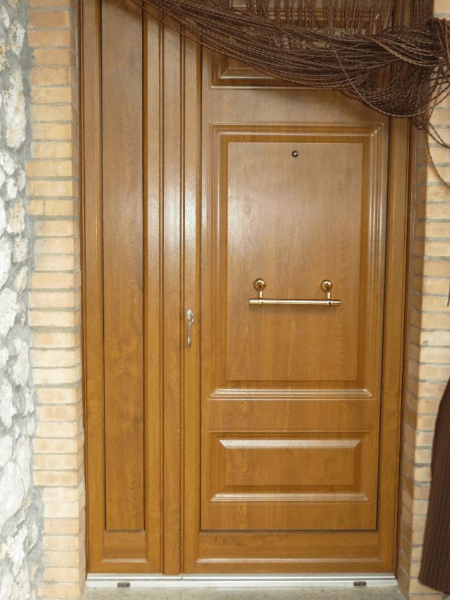 portone pvc 80mm isolante orvieto, viterbo terni