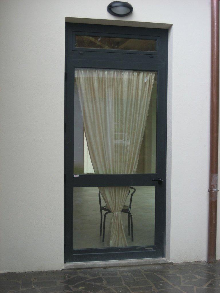 porta alluminio vetrata Orvieto