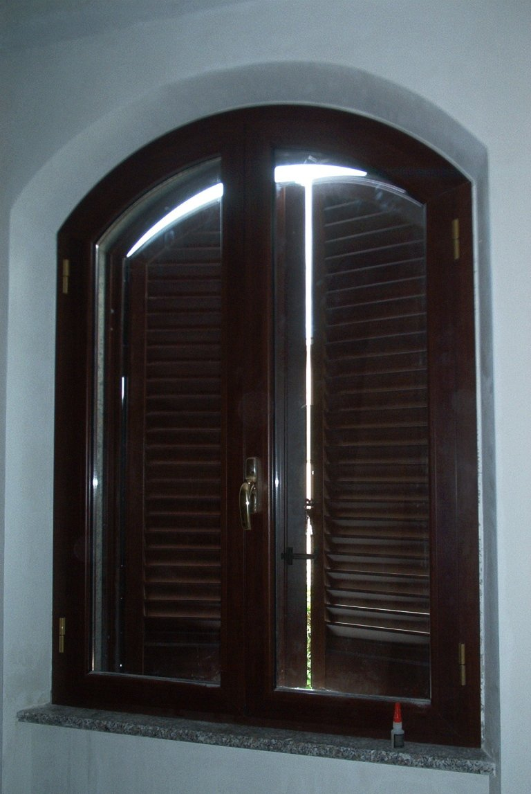 porta finestra kikau alluminio