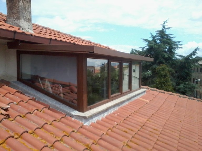 Copertura veranda esterna bk16 regardsdefemmes - Strutture mobili per terrazzi ...