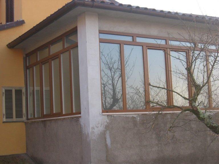 veranda depandance pvc