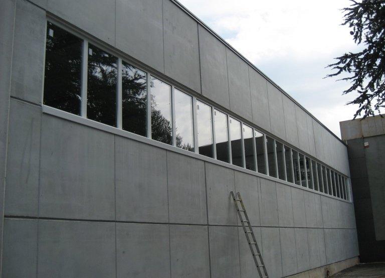 finestrature in pvc classe a