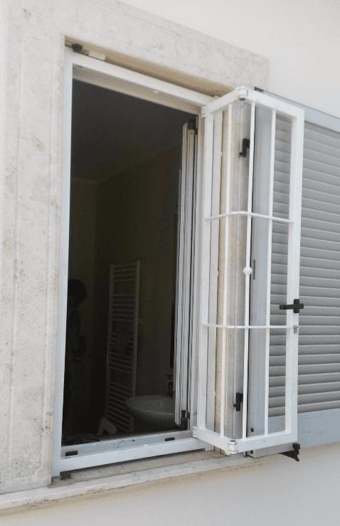 grata a pacchetto certificata zincata in acciaio Viterbo Terni Orvieto Amelia