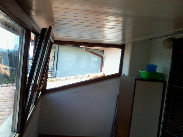 veranda studio in pvc