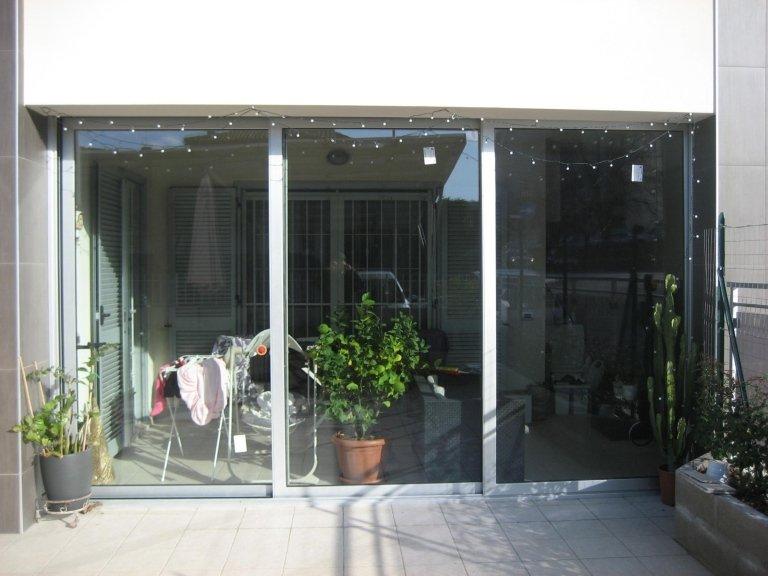 Veranda scorrevole isolante terni viterbo orvieto