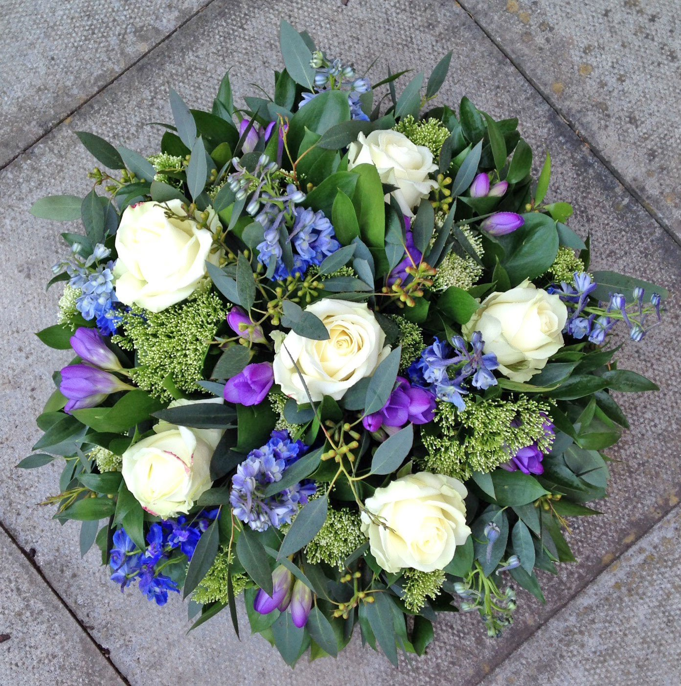 Designer Wedding Flowers: Bespoke Wedding Flowers Based In Derby