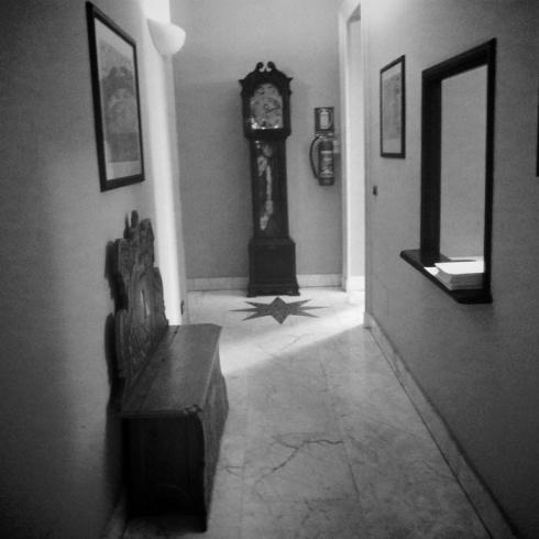 corridoio studio notarile