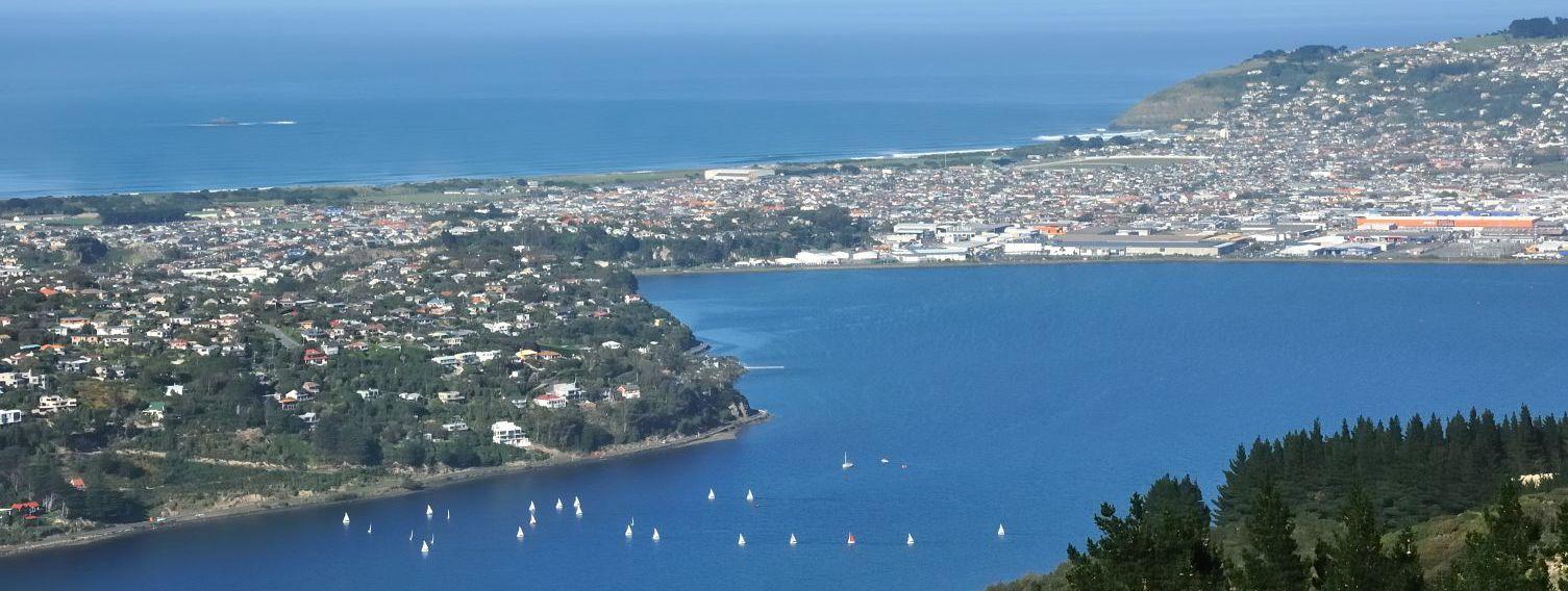 The city of Dunedin, where Dr Heenan provdies dental care