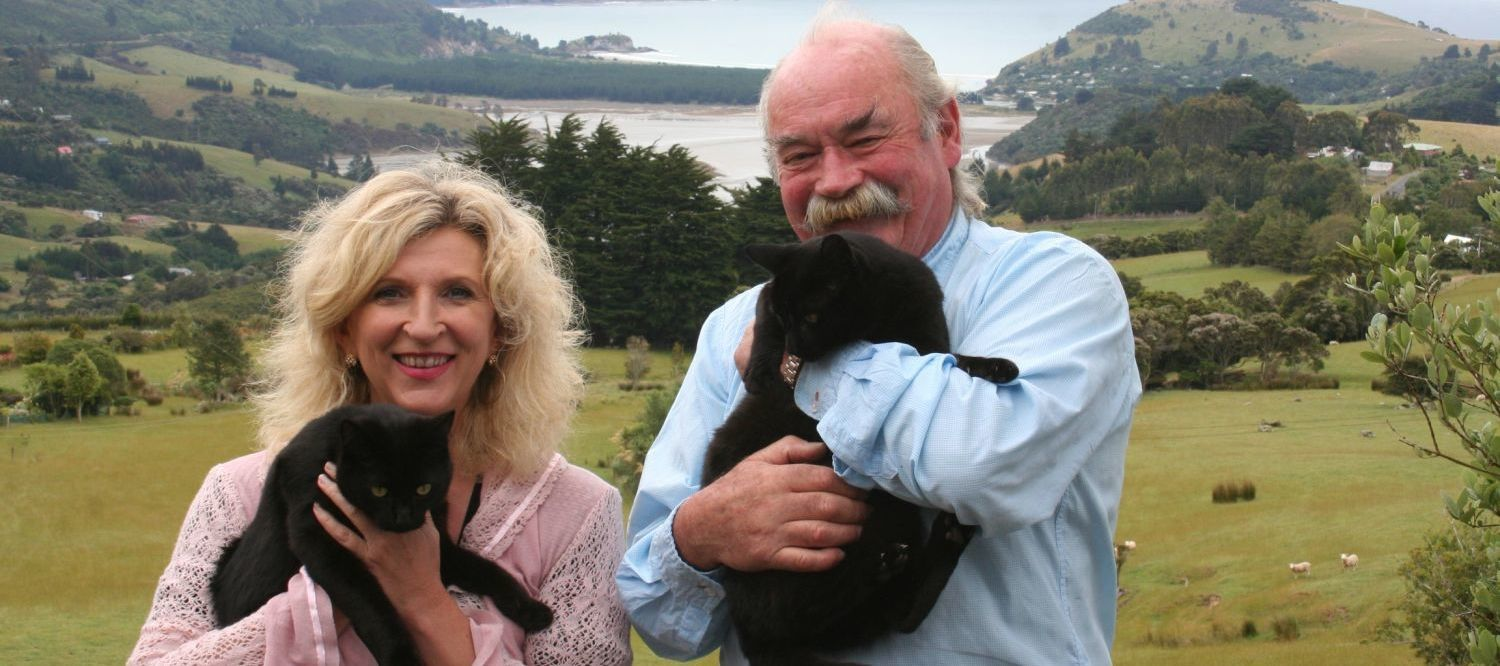 John and Sue Heenan caring for Dunedin teeth for over 40 years