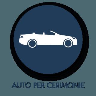 Noleggio auto per cerimonie