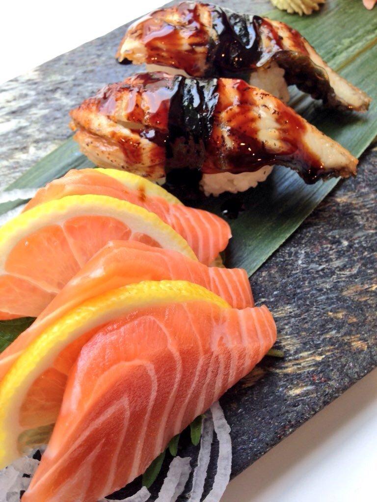 KIBOUsushi best sashimi in Cheltenham