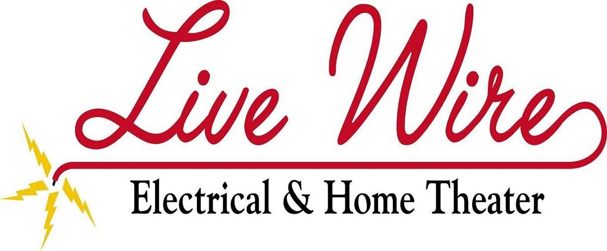 Live Wire Electric & Home Theater Installation logo