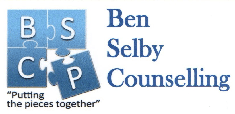 Ben Selby Counselling business logo