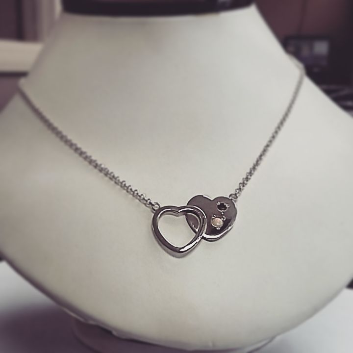 hearts pendent
