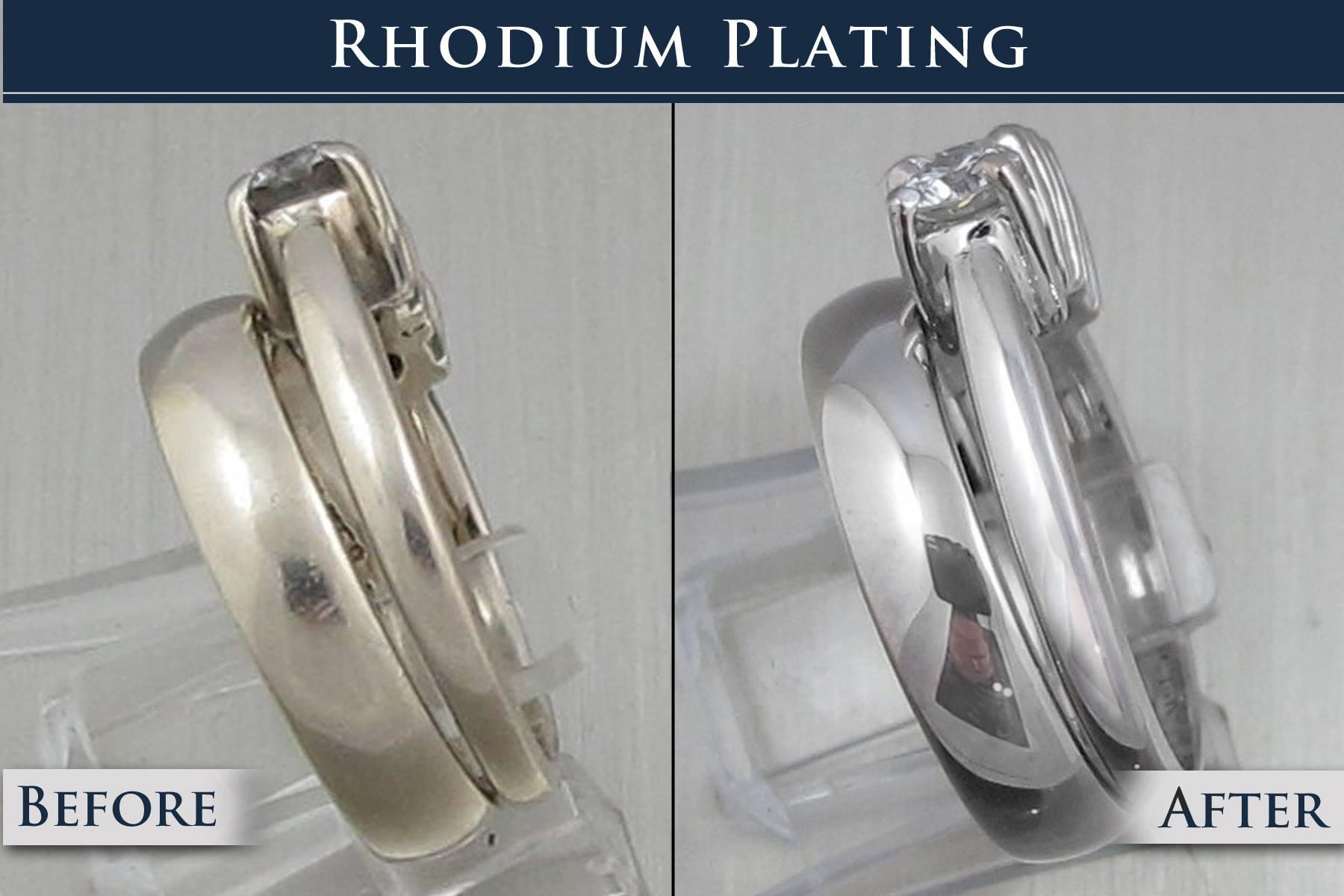 rings polishing