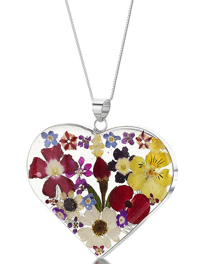 colourful pendent