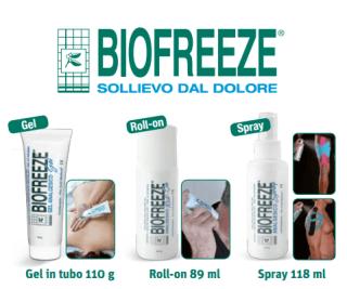 prodotti a marchio biofreeze