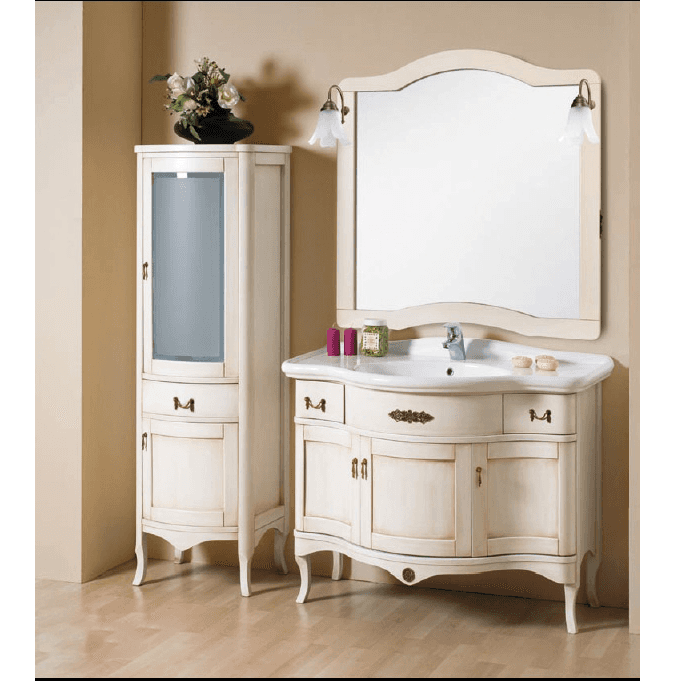 Arredo bagno moderno rossano calabro cosenza fratelli cetera offerte mobili badno - Mobili da bagno classici ...