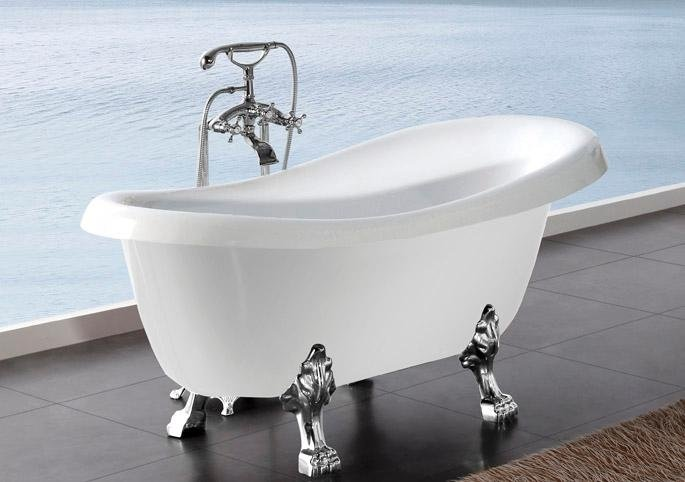 Vasca Da Bagno Con Piedini Dimensioni : Vasca da bagno con piedi. free vasca da bagno piedini top vasca da