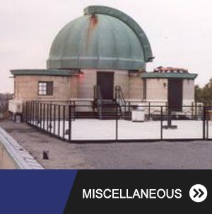 Custom Steel Dome Structure in Buffalo NY