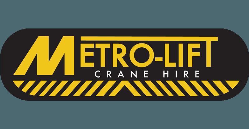Metro Lift Crane Hire Logo
