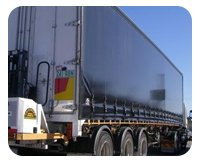 Caloundra General Transport Semi Trailer