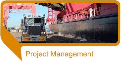 Project Management Button
