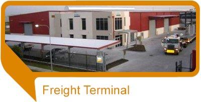 Freight Terminal Button