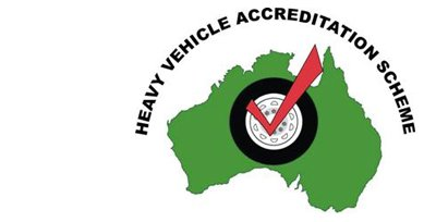 Heavy Vehicle Accreditation Scheme logo