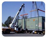 Metro Lift Crane Hire Lifting