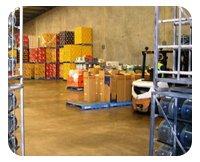 Caloundra General Transport inside factory