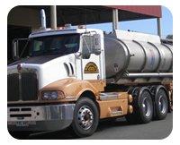 Russell Transport specialised bulk liquid carrier tanks