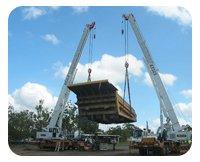 metro lift crane hire crane lift