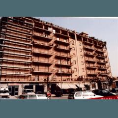 palazzina ristrutturata