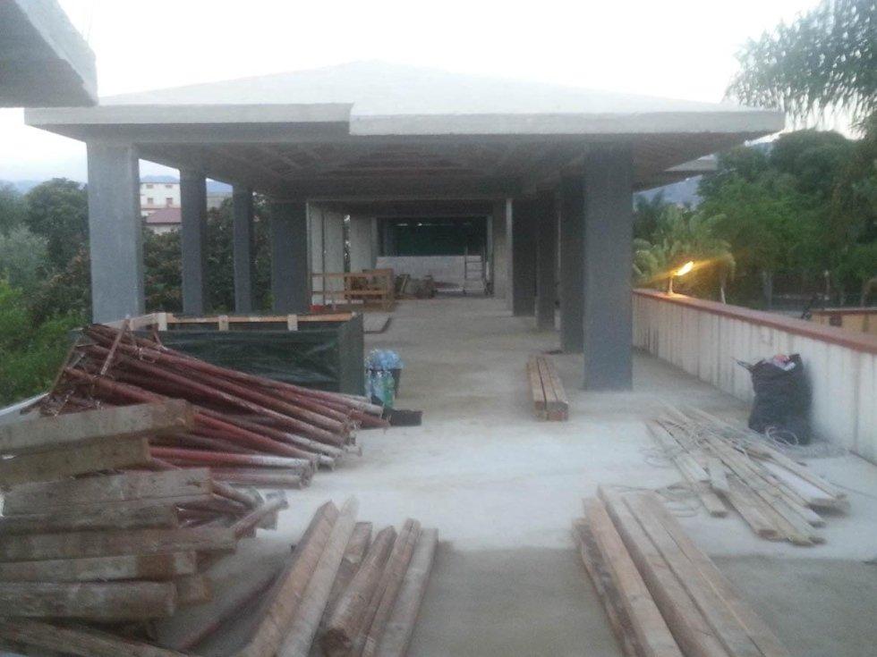 costruzione villa