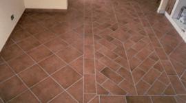 realizzazione pavimento