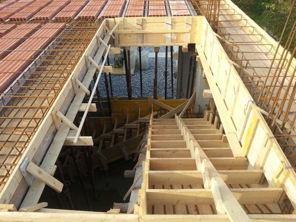 costruzione scale