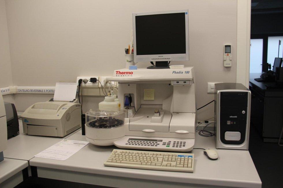 laboratorio di microbiologia