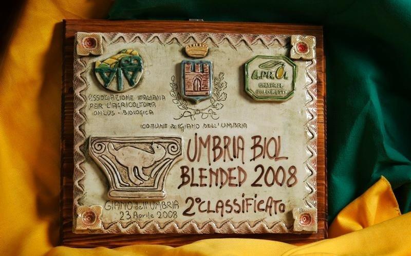 Premio umbria bio 2008
