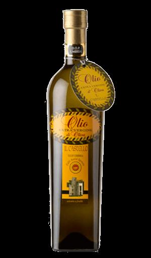 Olio Extra Vergine di Oliva D.O.P. Umbria (Colli Assisi - Spoleto)