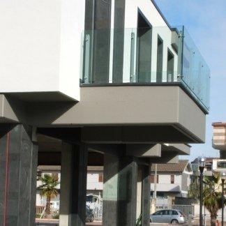 strutture per vetrate