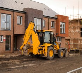 Groundworks - Cambridge, Cambridgeshire - D Picking - Excavator hire