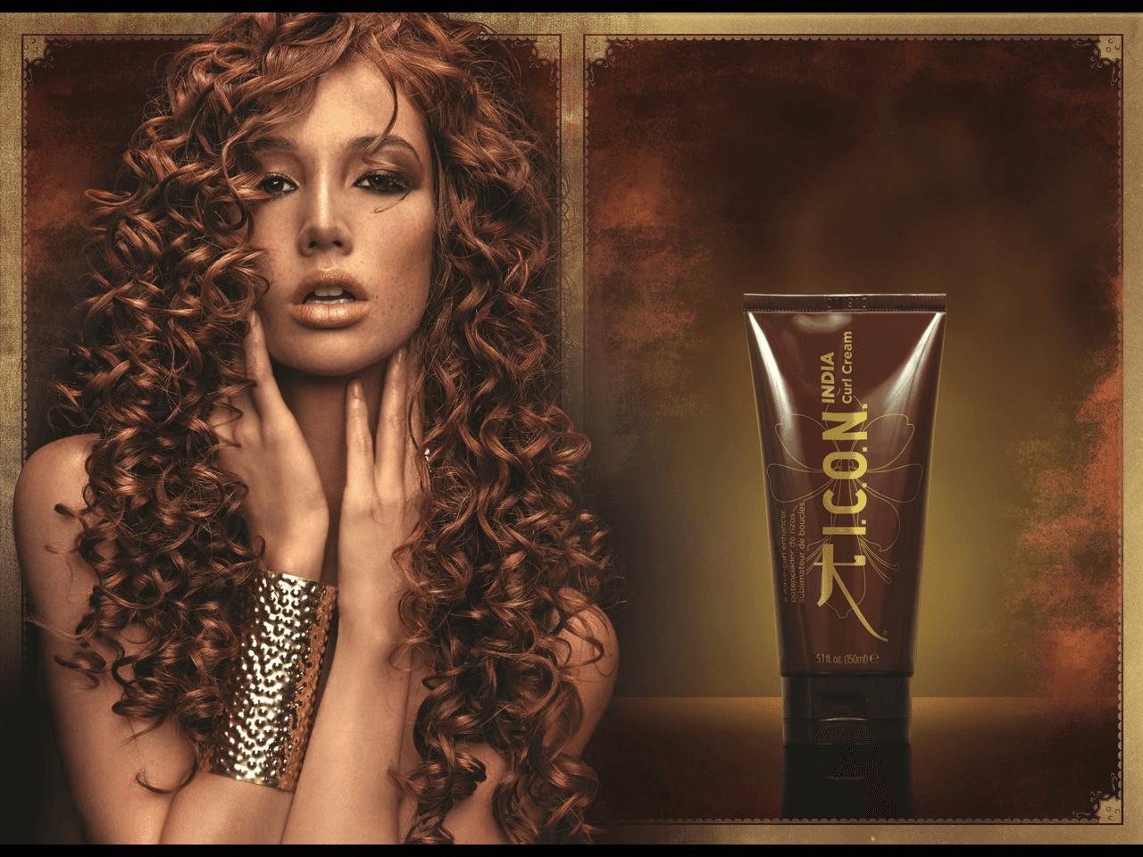 India curl cream