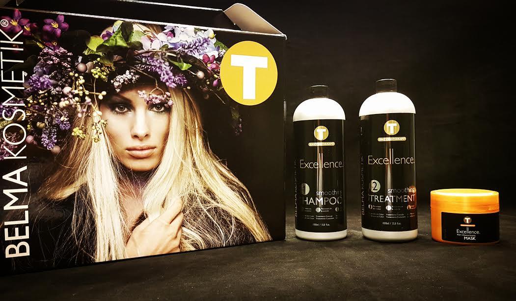 Shampoo Excellence treatment