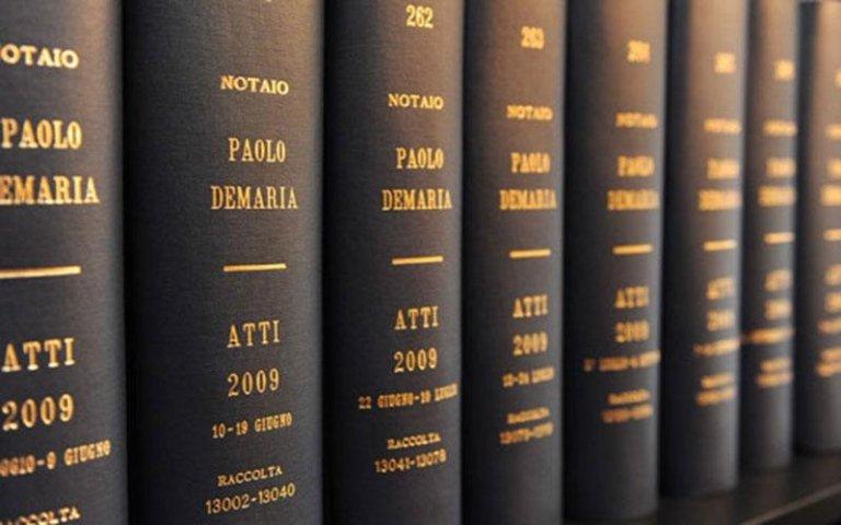 archivio atti notarili