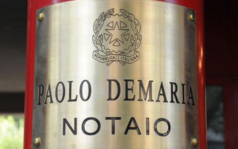 studio notarile Demaria