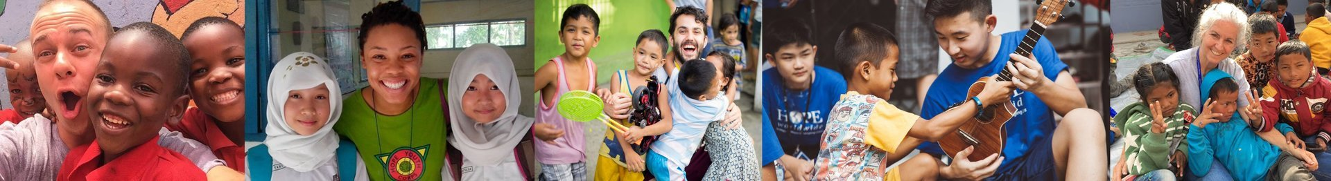 Hope Worldwide. Bringing Hope. Changing Lives.