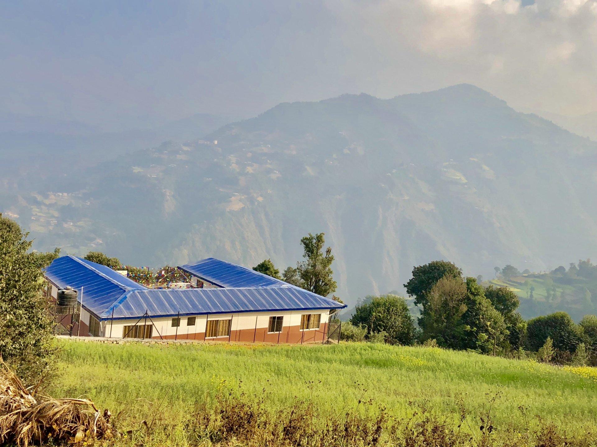 HOPEww Center u Nepalu