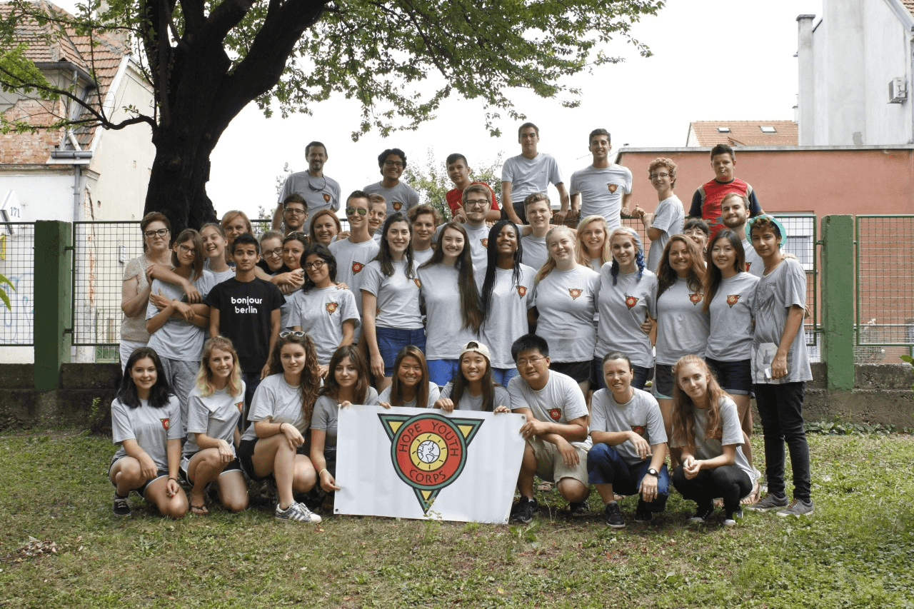 HYC Zagreb 2016