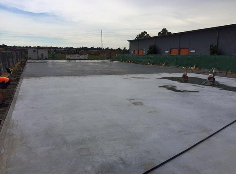 S&L Concrete Commercial & Industrial